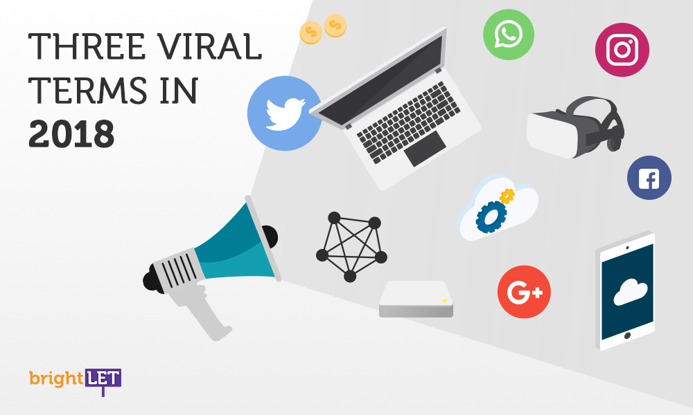 brightLET CEO predicts 3 viral terms in 2018