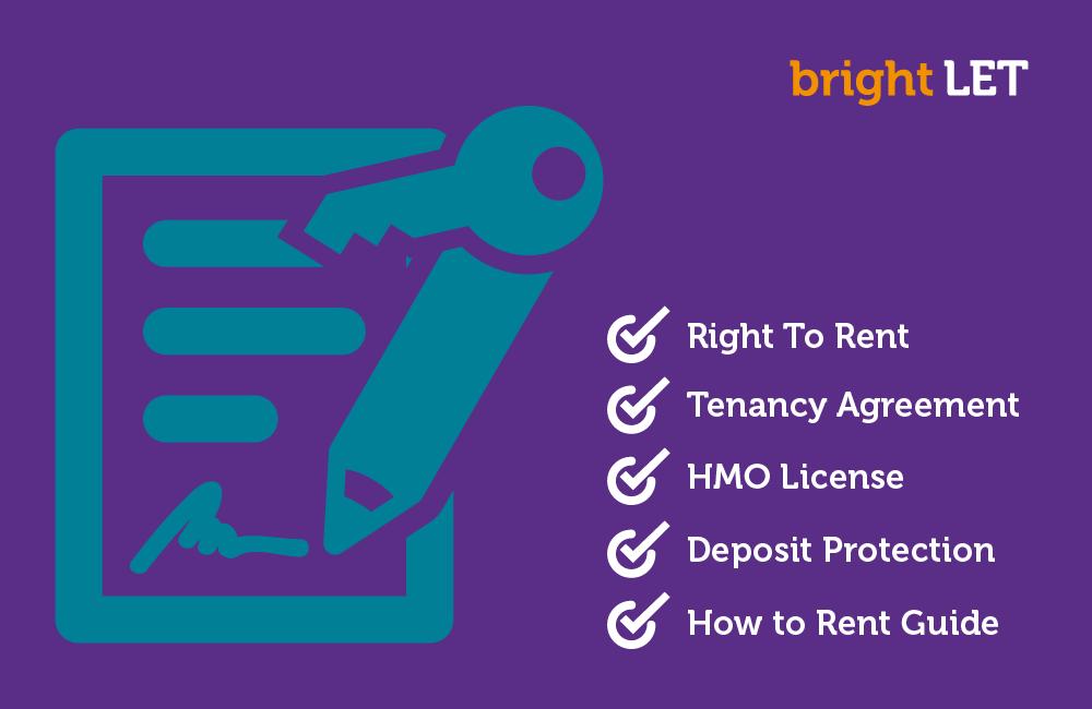 Landlords legal obligations before taking in tenants