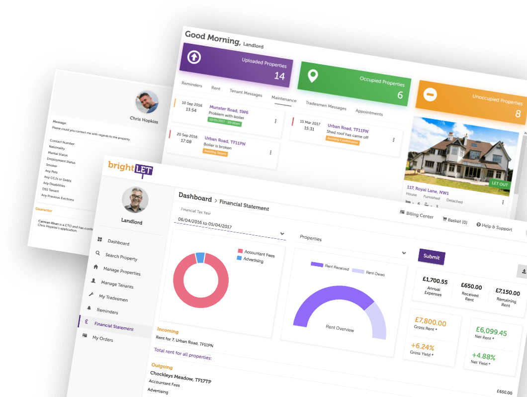 Property management software for all property types