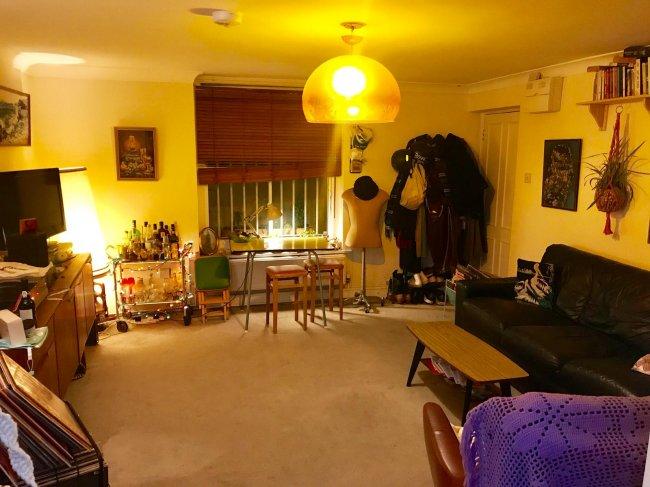1 bedroom, 57, Kenninghall Road, E5 8BS