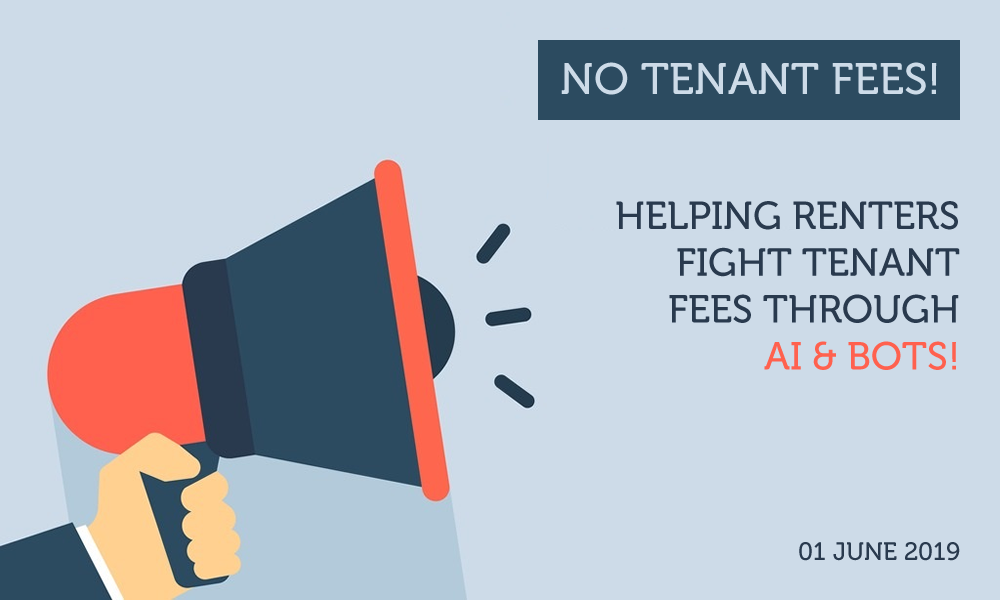 How property technology brightLET is helping renters fight tenant fees through AI and Bots